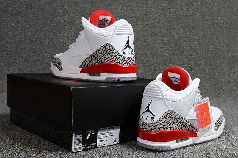 395dd37bdf8 JORDAN Air Retro 3 Basketball Shoes Low help JORDAN Sneakers Men Basketball  Shoes Jordan 3   GearGoods
