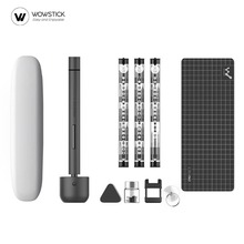 Original XIAOMI Mijia Wowstick 1F+ 64 In 1 Electric Screw Mi driver Cordless Lithium-ion Charge LED Power Screw mijia driver kit(China)