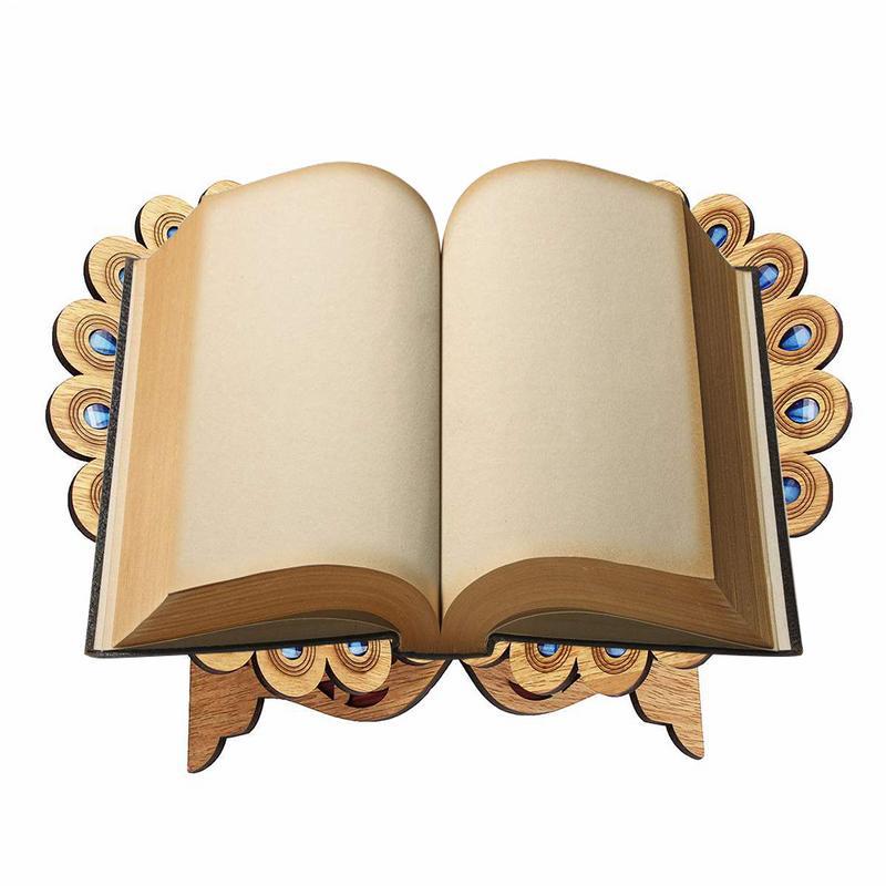 Bookends Office & School Supplies Ramadan Eid Decor Crystal Quran Book Allah Islamic Muslim Gift Scripture For Home Decor Polishing Quran Book Bookends Ornament