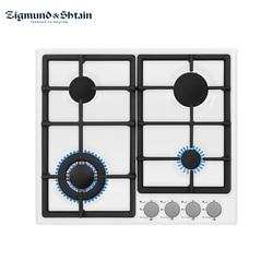 Газовая варочная поверхность Zigmund & Shtain GN 238.61 W