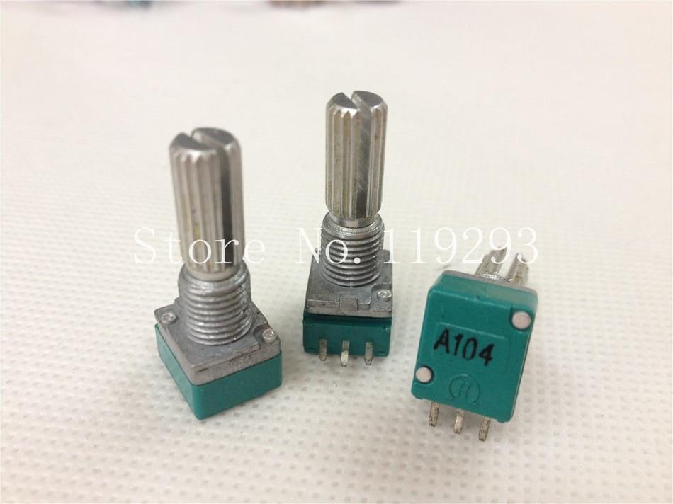 1Pcs Volume Control Adjustable Potentiometer Knob Switch Rotary Angle Sensor bf