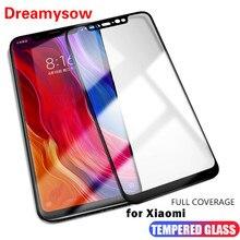 9H Full Protective Glass Xiaomi mi8 Lite 8SE Max3 Screen Cover Redmi Note6 Pro 6 Pro 6A Protector HD Tempered Glass Film