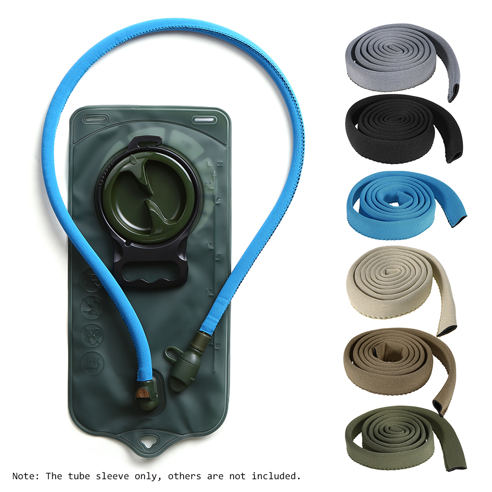 Water Bladder Hose Cover Hydration Pack Cover Insulating Neoprene Hose Cover