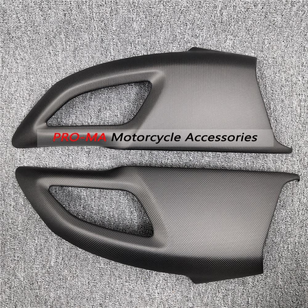 Carbone Échappement Carénage pour Ducati Diavel 2010-2015