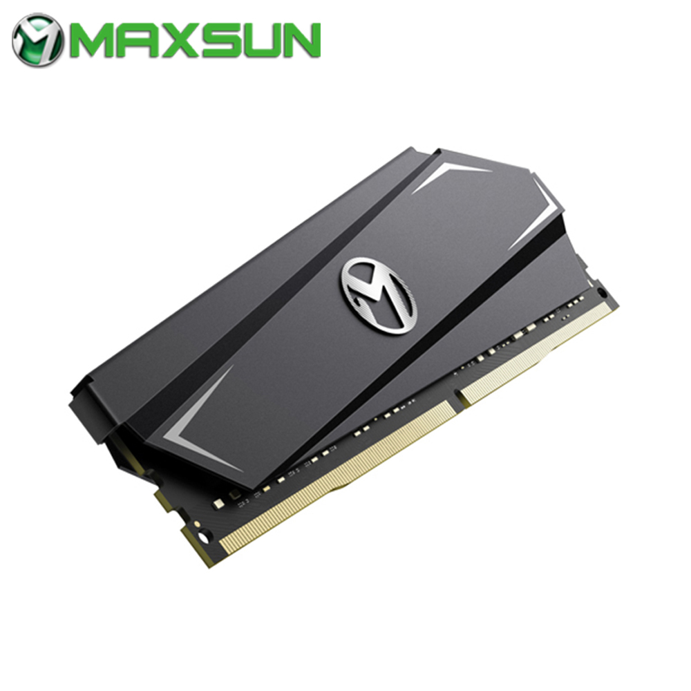 MAXSUN DDR4 Rapid Cooling 4G / 8G / 16G 2400MHz Memory Bank
