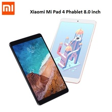 Xiaomi Mi Pad 4 планшеты PC 8,0 дюймов Qualcomm Snapdragon 660 Octa Core 32 ГБ/64 Гб 13.0MP камера OTG уход за кожей лица ID 6000 мАч г LTE Phablet(China)