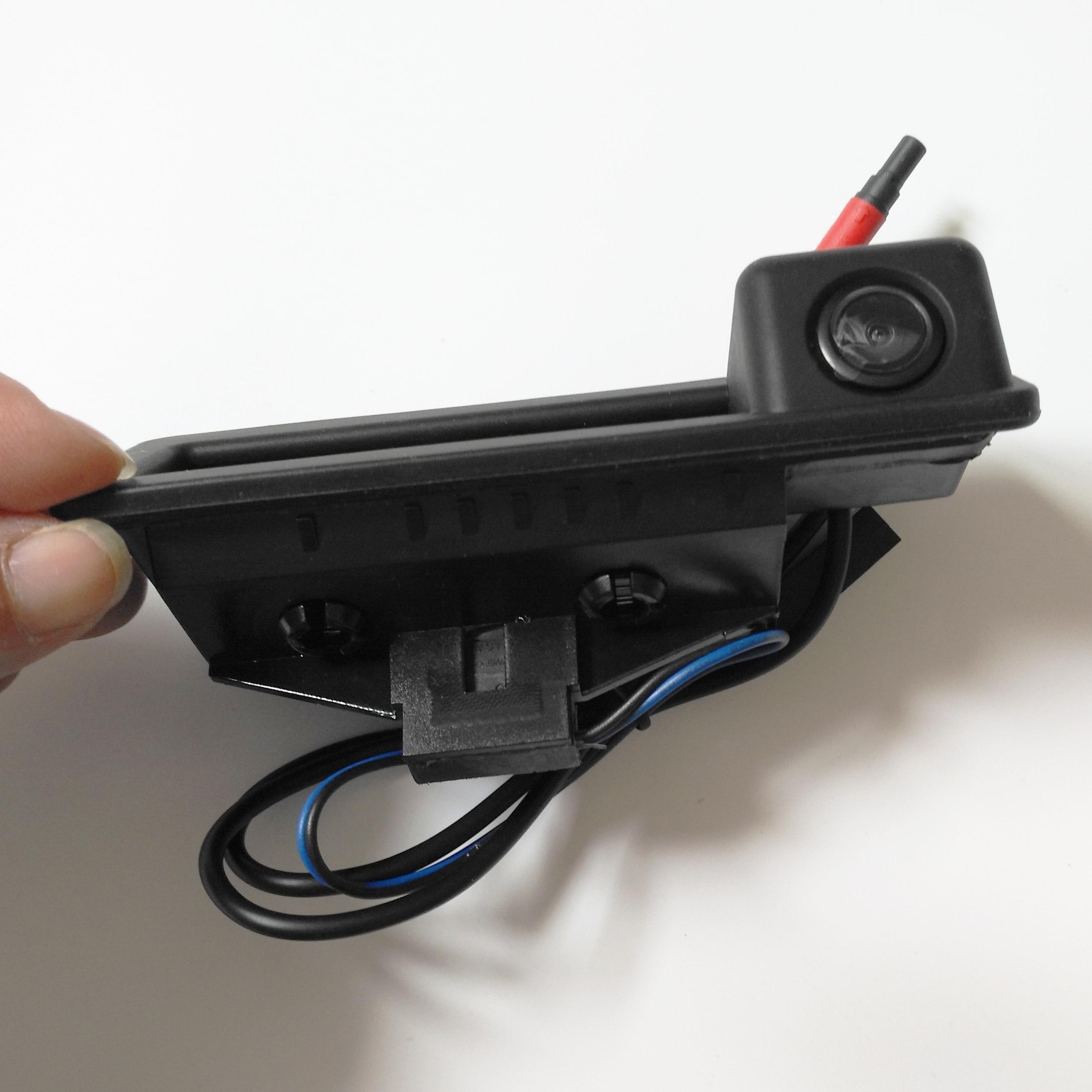 Rear View RCA Reverse Parking Camera for BMW 1 3 5 Series X5 E53 E90 E91 E92 E93
