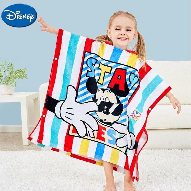 Disney Rose Minnie Mouse 3 Pièce Beach Voyage serviettes de bain Set 100/% coton doux