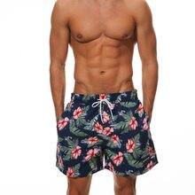 7291600740815 Man Swimming Trunks Swimwear Men Bermuda Surf Board Shorts Beach Wear  Maillot De Bain Sexy Homme Swim Briefs Mens Swimsuit Suga