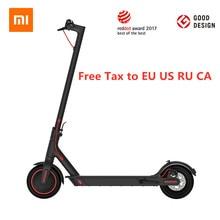 Original Xiaomi Mijia Pro KickScooter Smart Electric Scooter Foldable Hover Board Lightweight Skateboard 45 KM Mileage Scooter(China)