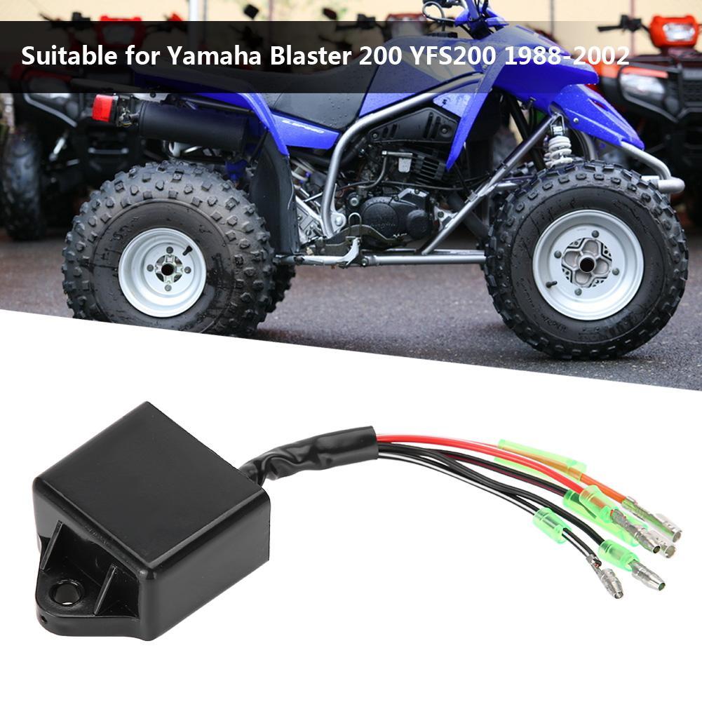 New CDI Box for Yamaha YFS 200 Blaster 1996 1997 1998 1999 2000 2001 2002