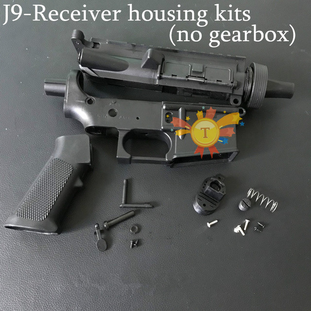 Toy New Jinming J9-m4a1 Gel Ball Blaster Nylon Original Accessories No.2 Gearbox Toy