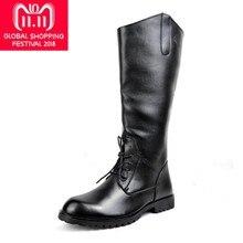 Promoción de Long Military Boots - Compra Long Military Boots ... 0960db46a02fe