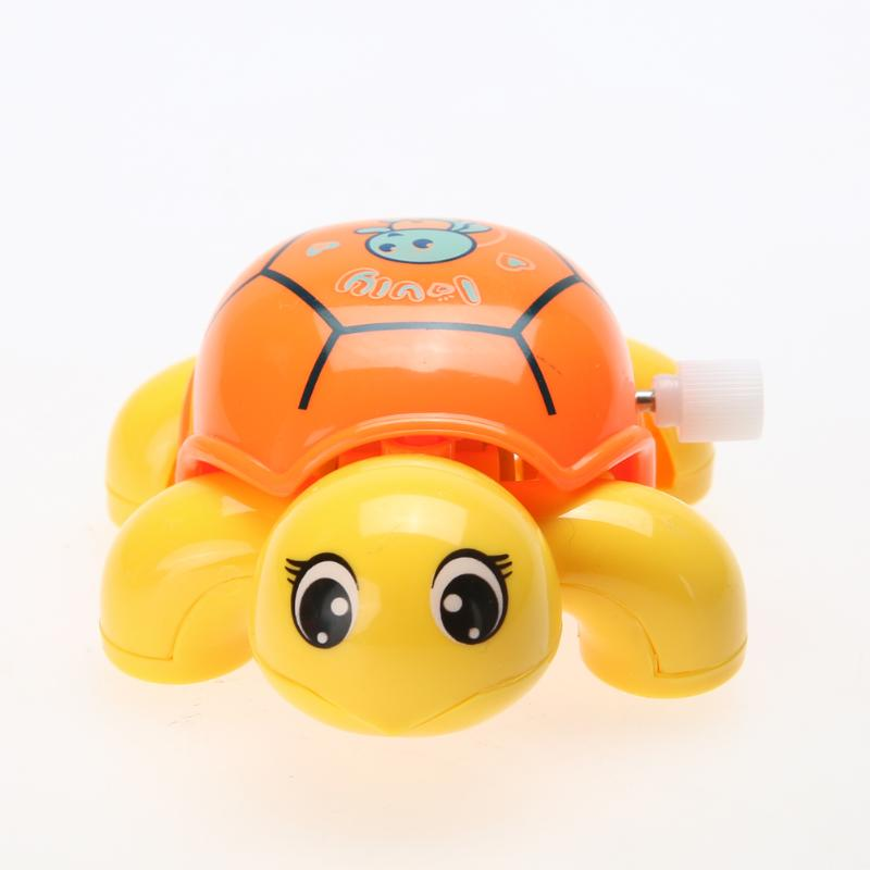 Classic Toys For Baby Kids Small Turtles Crawling Wind Up Toys Educational Toys