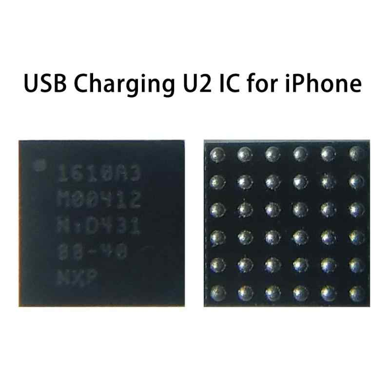 Микросхема для зарядки U2 для iPhone 6 6 Plus SE iPhone 6S 6S Plus Power ic Charging Curcuits #0130