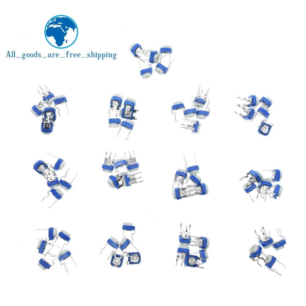 20pcs Nouveau RM065 100K Ohm 104 Trim Pot Trimmer Potentiomètre