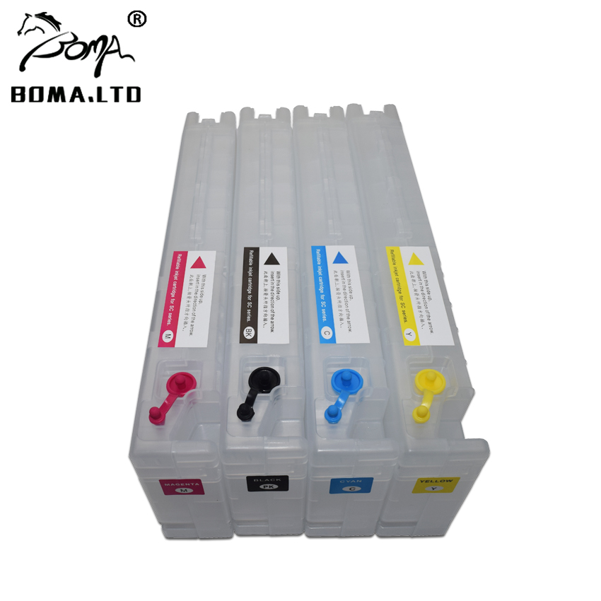 BOMA.LTD Good T6881 - T6884 SC 30610 30510 Refill Ink Cartridge ARC Chip For Epson Surecolor SC- S30610 SC- S50610 Printer