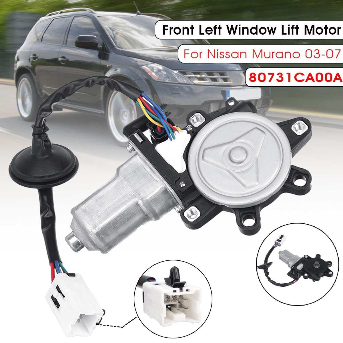 Door Lock Actuator Motor Front Left Driver Side LH For Nissan Murano 2005-2007