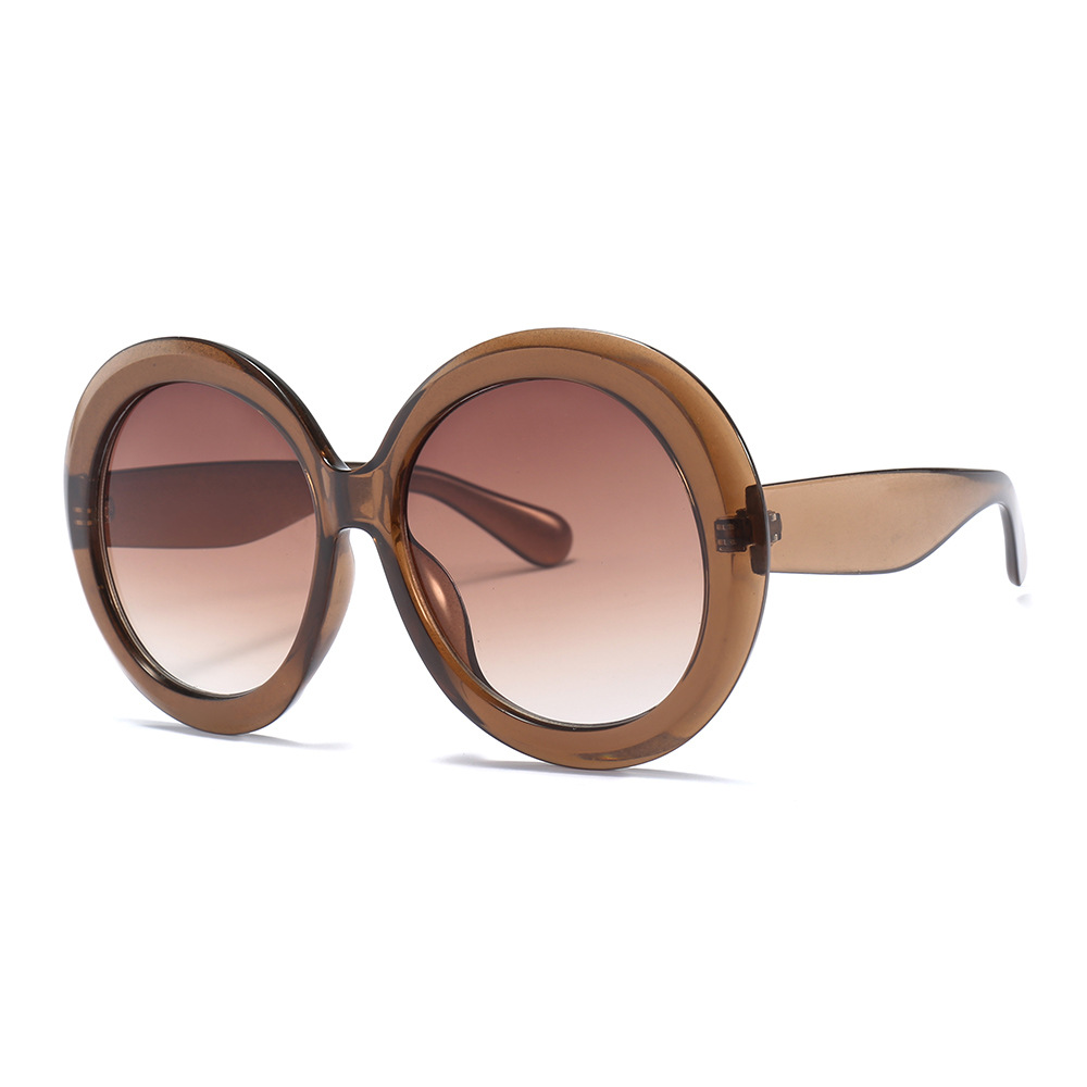 5108b75efb Benesse high quality cheap round sunglasses for Men Women round sunglasses  women big sunglasses fashion brand retro glasses