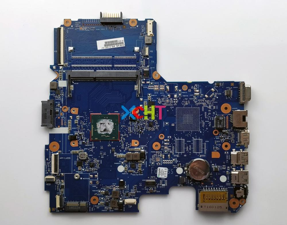 for HP 240 246 G4 14-AC Series 814051-001 814051-501 N3050 UMA SKITTL10-6050A2730601-MB-A01 Laptop Motherboard Mainboard Tested