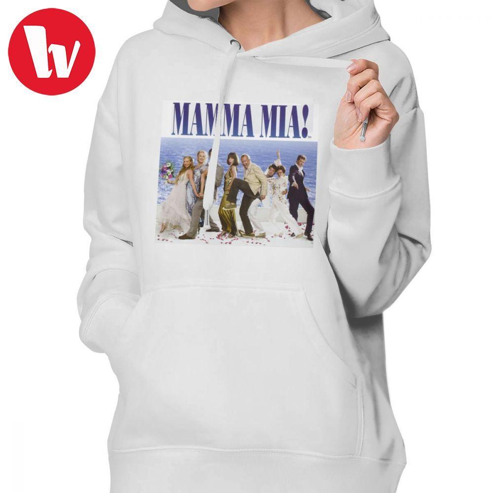 Donna-and-The-dynamos Romantic Comedy Film Mamma-mia Gifts Funny Vintage Men Women Unisex T-Shirt Sweatshirt Hoodie