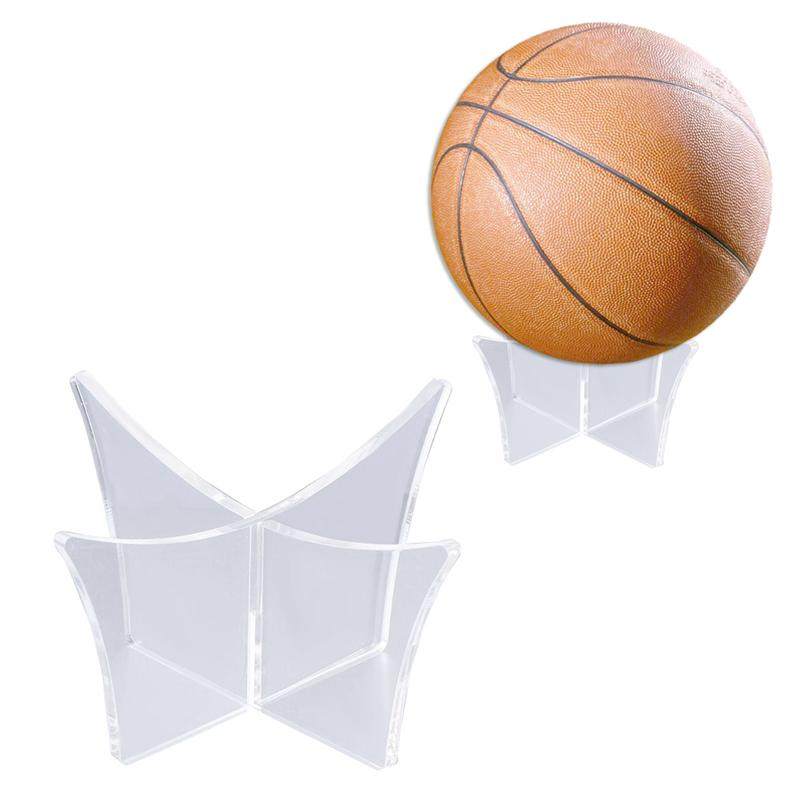 Multifunction Basketball Football Volleyball Ball Display Stand Support Seat