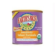 Earths Best Baby Food B27274 Earths Best Sensitivity Infant Formla With Iron -4x23.2 Oz()