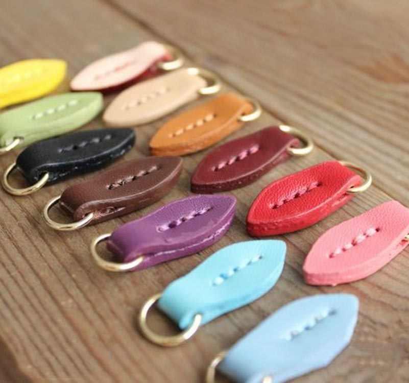 76a9314fd6e 10pcs Meetee Zipper Head Pendant Clothes O Ring Buckles DIY Bag Shoes  Zipper Puller Sliders Luggage