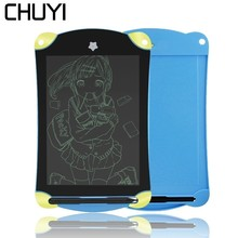 Writing-Tablet CHUYI Touch-Pen Electronic Notepad Digital Cute Cartoon LCD