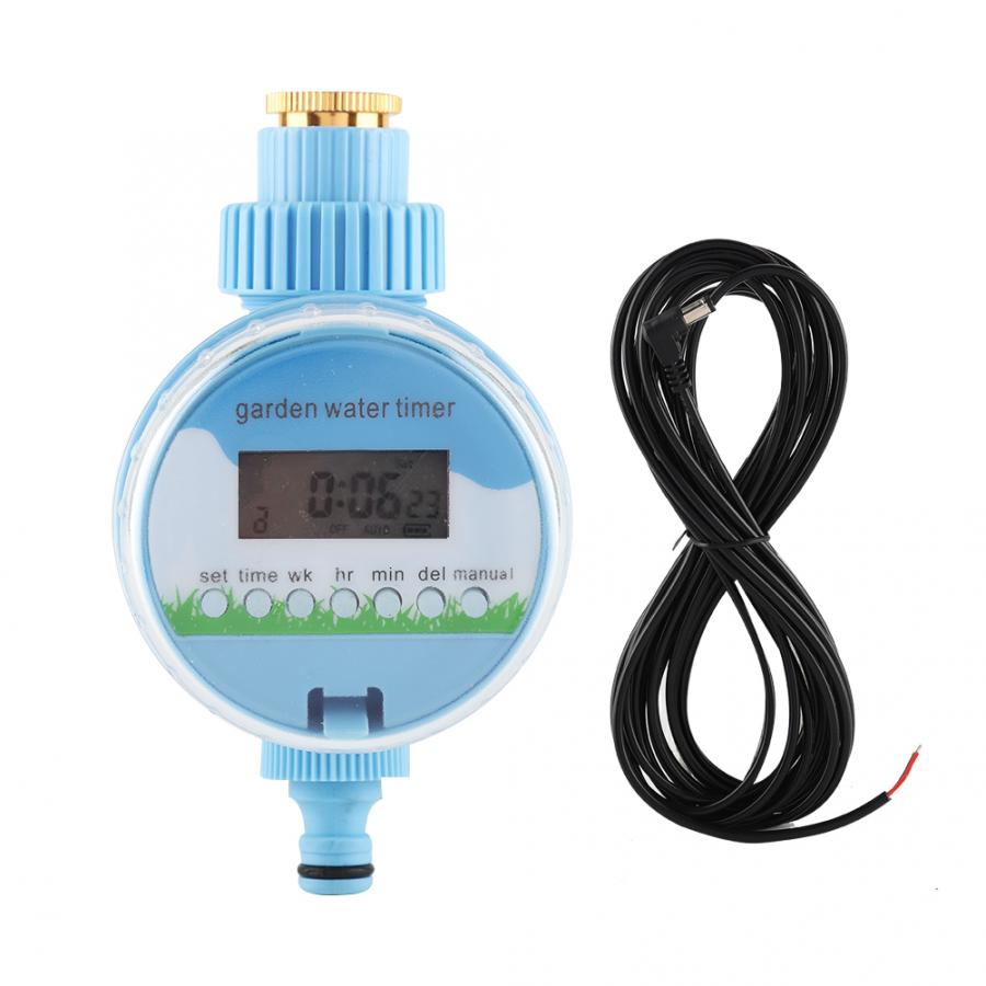 Timer-Controller Sprinkler Water-Irrigation Rainwater Intelligence Garden Electronic title=