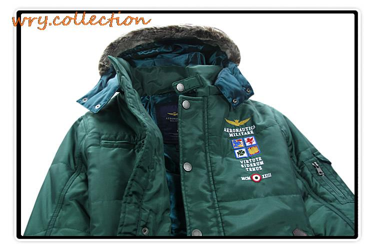 AERONAUTICA MILITARE coat,Italy brand jackets,winter jacket MAN clothes,thermal clothing S,M,L,XL,XXL 5 colors Free Shipping 14