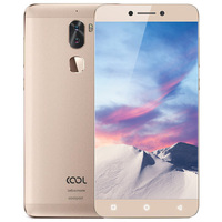 "Coolpad Cool1 Dual (C103) 4G Phablet Global Version Android 6.0 5.5"" Snapdragon 652 Octa Core 4GB+32GB 13.0MP Dual Rear Cameras"
