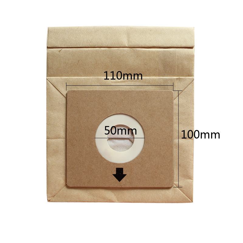 Universal Vacuum Cleaner Bags Disposable Paper Dust Bag Replacement Z1550 Z2332(China)