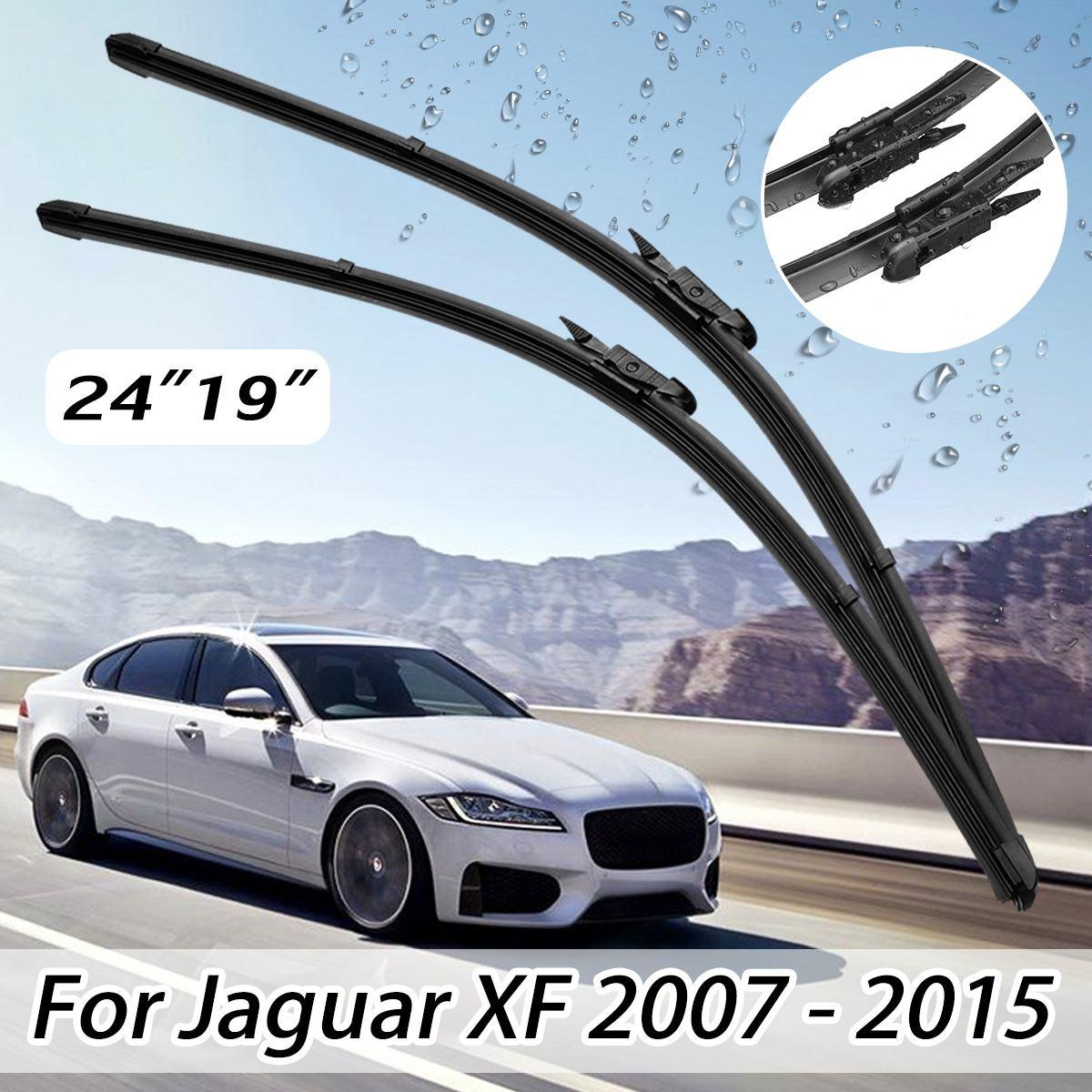 Splash Shield For 2009-2011 Jaguar XF 2010-2011 XFR Front Left /& Right Set of 2