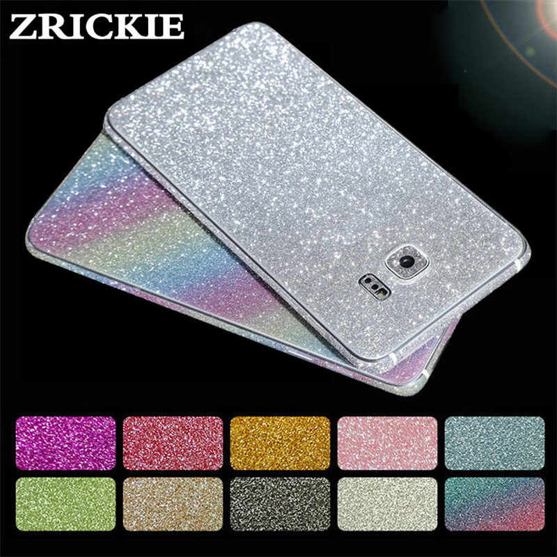 Detail Feedback Questions about For Samsung Galaxy S8 Case Glitter Full  Body Decal Sticker for Samsung Galaxy S8 Plus S7 S6 Edge Bling Diamond  Sparkle Wrap ... 0eec4e3bb448