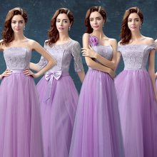 grecian style lavender beach one shoulder bridesmaid dress bandage dresses with straps under 60 for bridesmaids B3508