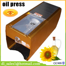 New product 2017 Mini innovative product high oil yield home use sesame sunflower seed oil press machine for sale