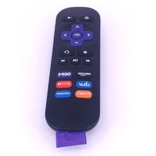 New Remote Control Generic Fit For Roku 1 2 3 4 LT HD XD XS Replacement Tested