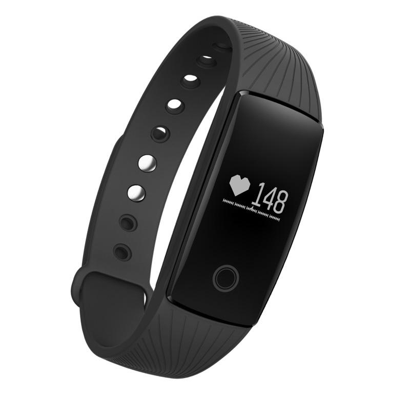 Teamyo New V05C Smart Band Pulse Heart Rate Monitor Smart Wristband Fitness Tracker Pedometer Sleep Tracker IOS Android Bracelet 24