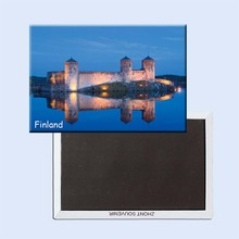 Finland Refrigerator Magnets 21088,Souvenirs of Worldwide Landscape Online Store(Hong Kong)