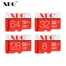 red micro sd card SDXC/SDHC 128GB/64GB/32GB/16GB/8GB TF/Memory Card Class10 32GB Memory flash for Smart Phone/Tablet