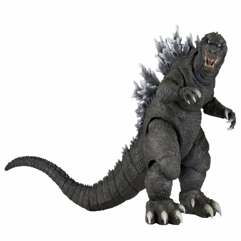 NEW Cartoon Godzilla 7 PVC Action Figure doll Collectible Model Toy Christmas presents for children<br>