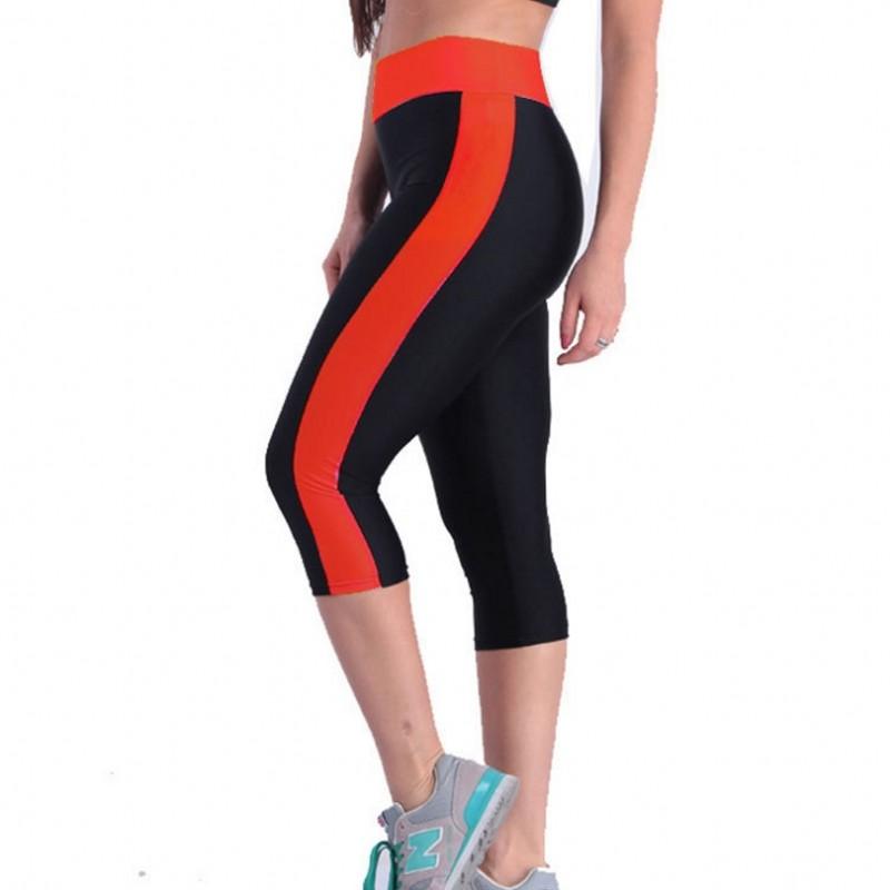 High Waist Fitness Legging Black 6