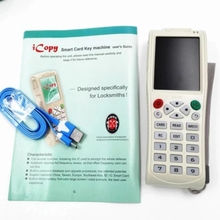 New Arrival English version iCopy 3 Full decode function Smart Card Key Machine RFID NFC Copier IC/ID Reader/Writer Duplicator