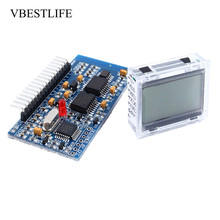 "Pure Sine Wave Inverter Driver Board ""EG8010 + IR2110""Driver Module With LCD For Uninterruptible Power Supply UPS System Driving(China)"