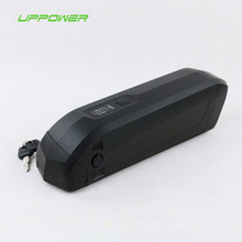 EU US Free Customs Taxes Down tube style 36V 8Ah lithium battery pack for 350W 36V motor Electric Bike