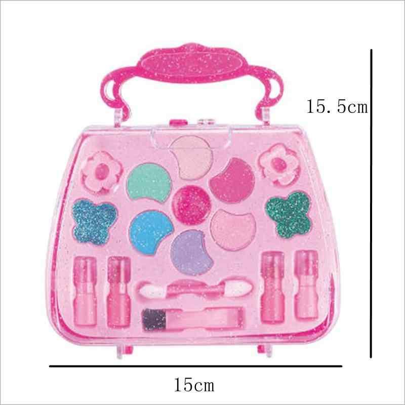 おもちゃボックスふり王女の化粧女の子の子供子供メイクアップ