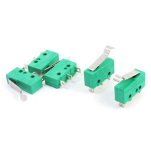 5 AC 125 V 5 A Part CNC Mill Green Hinge Lever Mini KW 4 - 3 Z - 3 Switch
