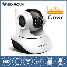 2015 new Arrival Vstarcam C7835WIP Wireless IP Camera 720HD IR Network Webcam WIFI CCTV Baby monitor DHL free shipping