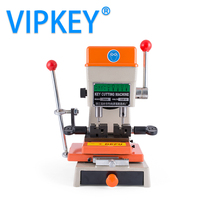 368A key duplicating machine 180w key cutting machine drill machine to make car /door keys locksmith tools(China)